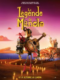 La légende de Manolo The book of Life