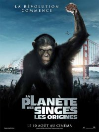 La planète des singes : les origines Rise of the Planet of the Apes