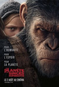 La planète des singes : suprématie War for the Planet of the Apes