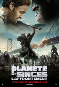 La planète des singes : l'affrontement Dawn of the Planet of the Apes