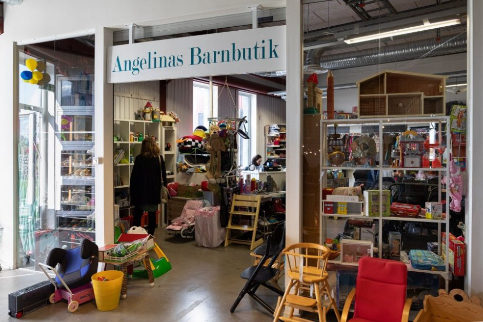 ReTuna — Angelinas Barnbutik #2